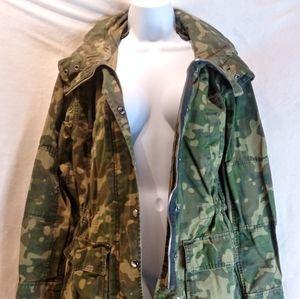 GAP Military Style Jacket sz. XS